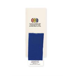 38611B: 5 AFU Standard of Fade for Blue Wool (L2, Lot 9)