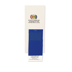 38610B: 20 AFU Standard of Fade for Blue Wool (L2, Lot 9)
