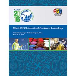 02016A: AATCC International Conference Proceedings (2016)