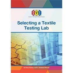 09907B: Selecting a Textile Testing Lab (book)