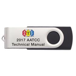 03017B: 2017 AATCC Technical Manual (USB)