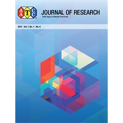 01014A: AATCC Journal of Research, 2014