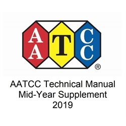 03008A 2019 AATCC Technical Manual Mid-Year Supplement