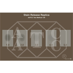 68379A: Stain Release Scale