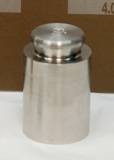 68381A: 5-lb Cylinder Weight