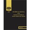 03019A: 2019 AATCC Technical Manual (book)