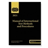 03021A 2021 AATCC Manual of International Test Methods and Procedures (Printed)