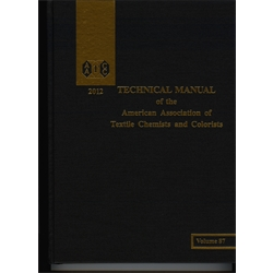 03012-2012 AATCC Technical Manual